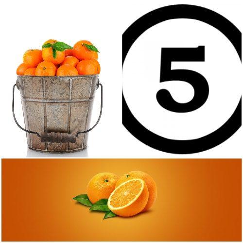 Naranjas 5 Orange3