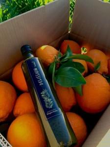 orangecomprar naranjas y aceite