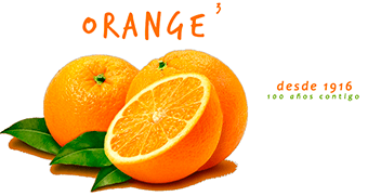 Orange3 – Comprar Naranjas Online Mobile Logo