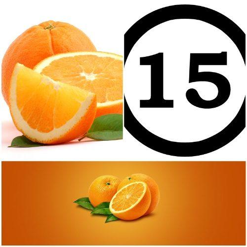 Naranjas 15 Orange3