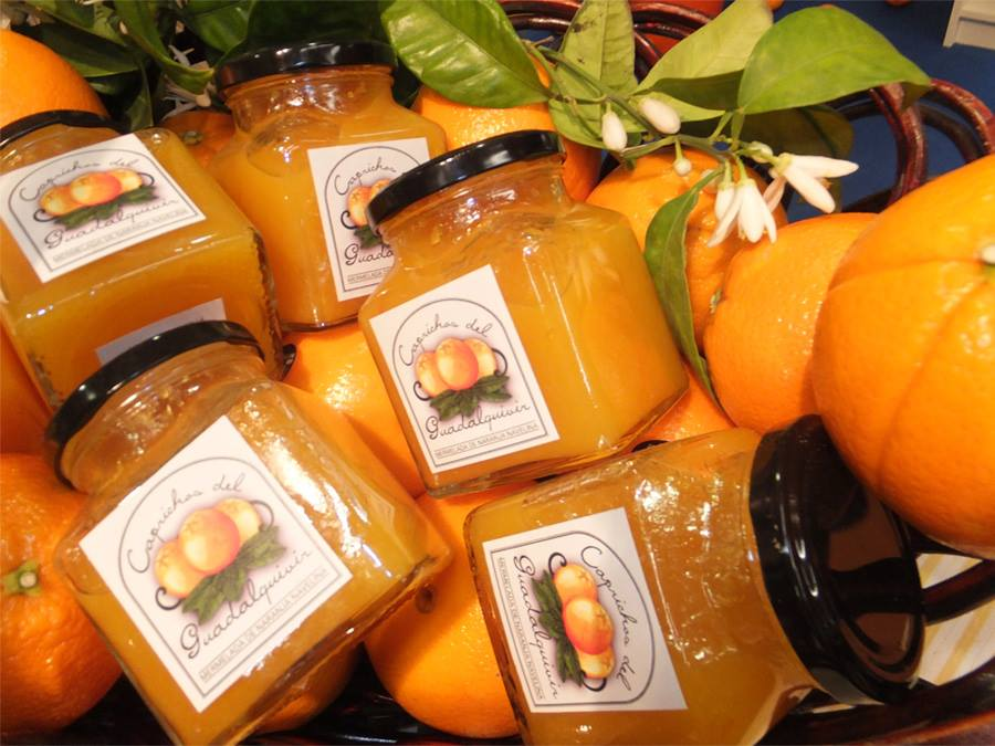 naranjas y mermelada